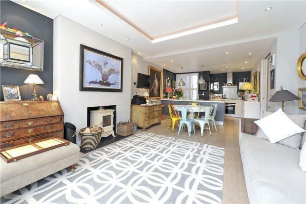 4 bedroom flat for sale in Albany Mansions, Albert Bridge ...