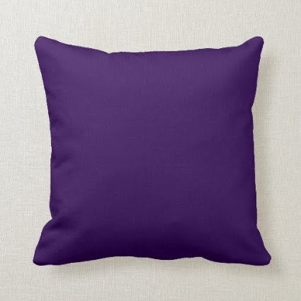 Dark purple background throw pillows