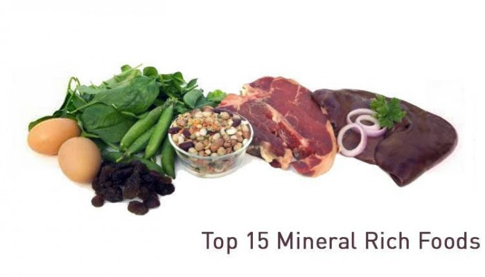 The Top Foods For Maintaining Good Health