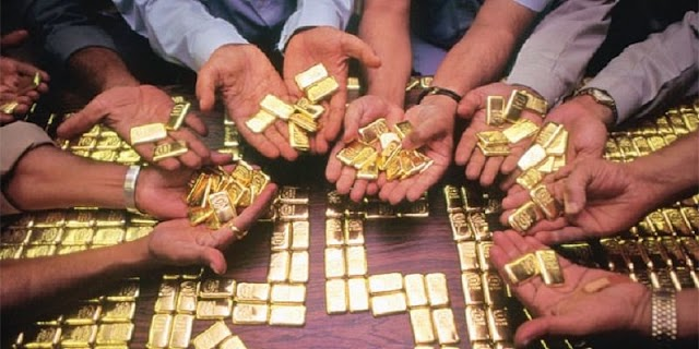 Gold Smuggling With Intent To Threaten Economic Security Of Country