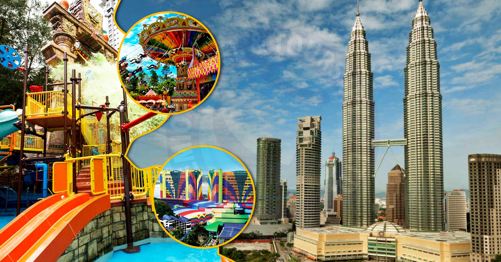 Malaysia Group Holiday Travel and Tour Package