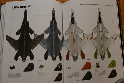 Ace Combat Master File - ASF-X SHINDEN II - 12