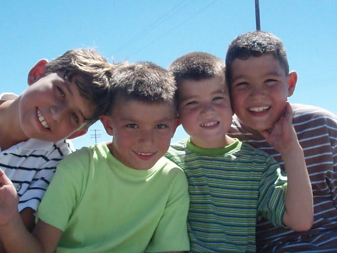 My 4 Fun Boys