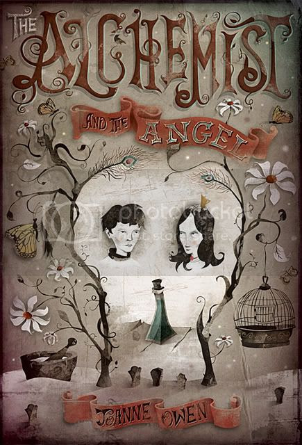 The Alchemist and the Angel by Joanne Owen