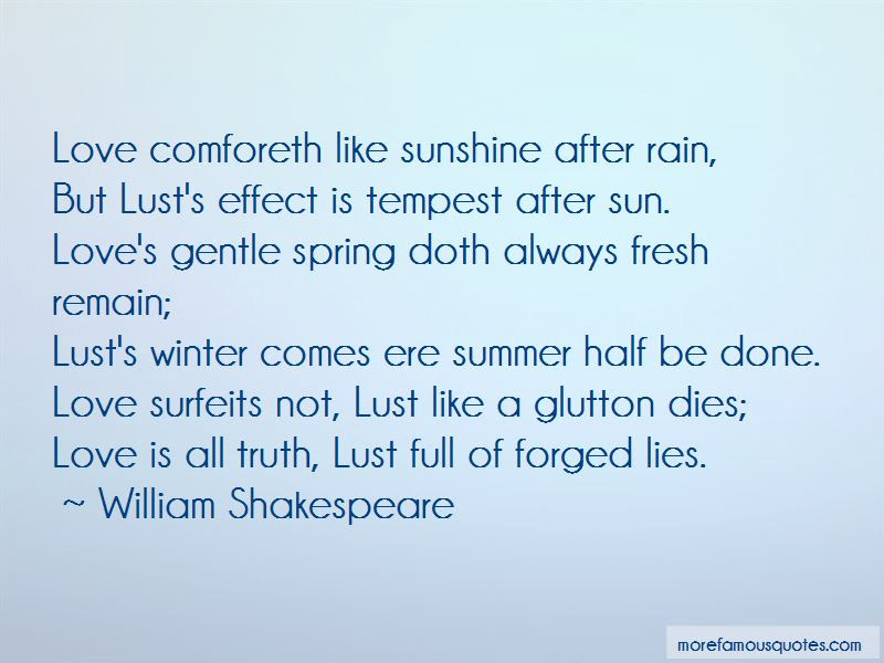 After The Rain Comes Sun Quotes Top 2 Quotes About After The Rain