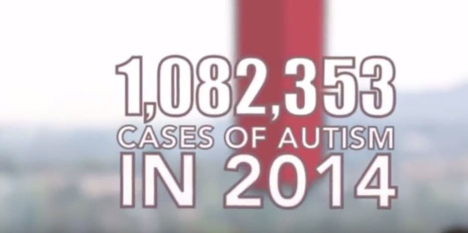En 2014, il y avait déjà plus d'un million d'autistes aux Etats-Unis...