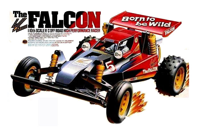 Tamiya - The Falcon