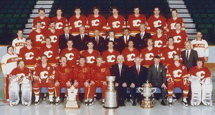 1988-89 Calgary Flames