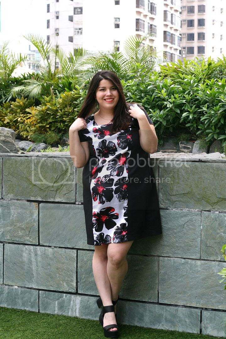 plus size fashion modamix lord and taylor hong kong Modamix angelica floral dress