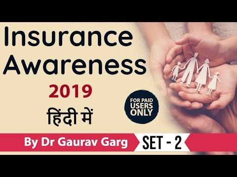 Insurance Awareness by Dr Gaurav Garg in HINDI Set 2