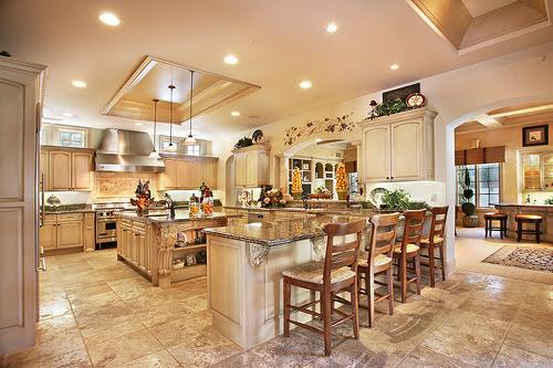 Nice kitchen - Picture of Wyndham Grand Desert