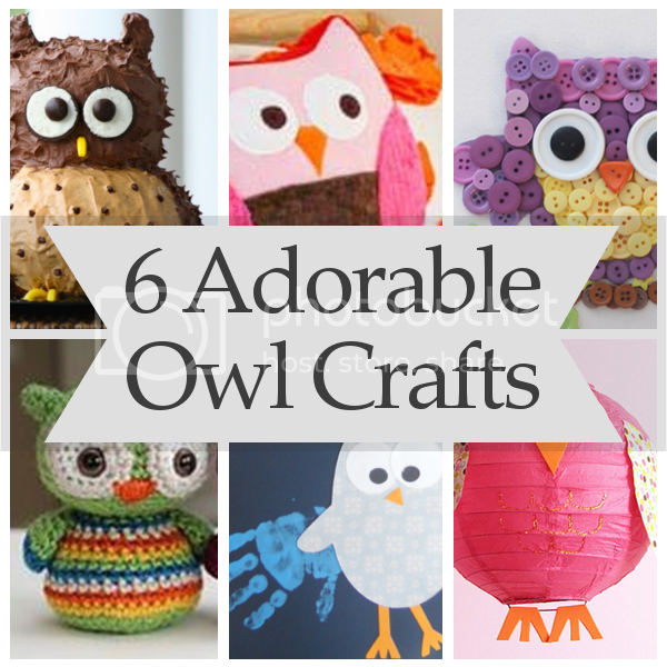 Diy Home Sweet Home 6 Adorable Owl Crafts