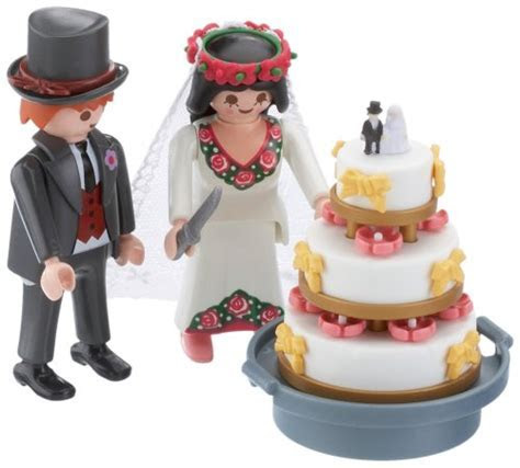????????????? 4298 ?????????? Playmobil Bridal Couple with