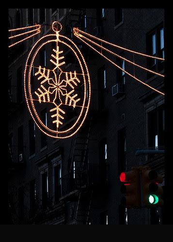 Lights on 181st Street