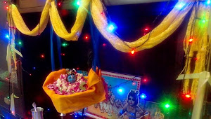 Home Decoration Images Of Janmashtami Celebration