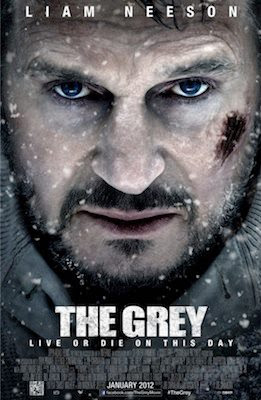 The Grey poster