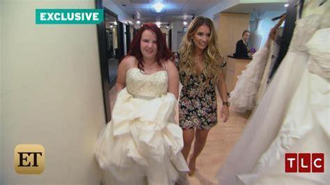 Jessie James Decker Helps Fan Find Wedding Dress Bliss on