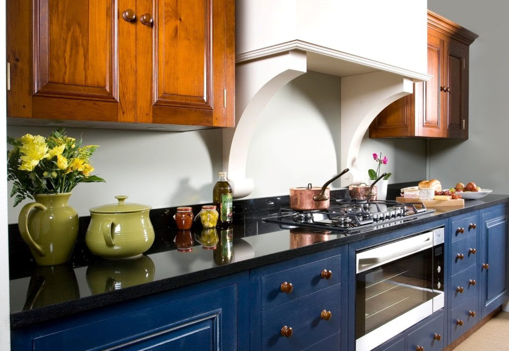 The Art of Mixing & Matching the Ideal Cabinet Colors ...