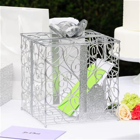 Gift Card Holder Wedding Reception
