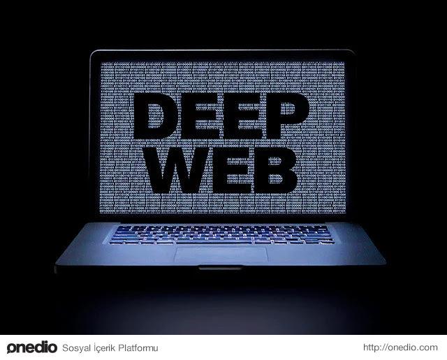 Nedir bu 'deep web' dedikleri?