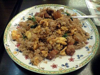 上海食堂 恵比寿店 角煮チャーハン