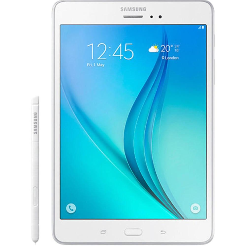 Evercoss AT8L Winner Tab V LITE - 7.9\ Samsung Galaxy Tab A with S Pen Tablet - GRS RESMI SEIN