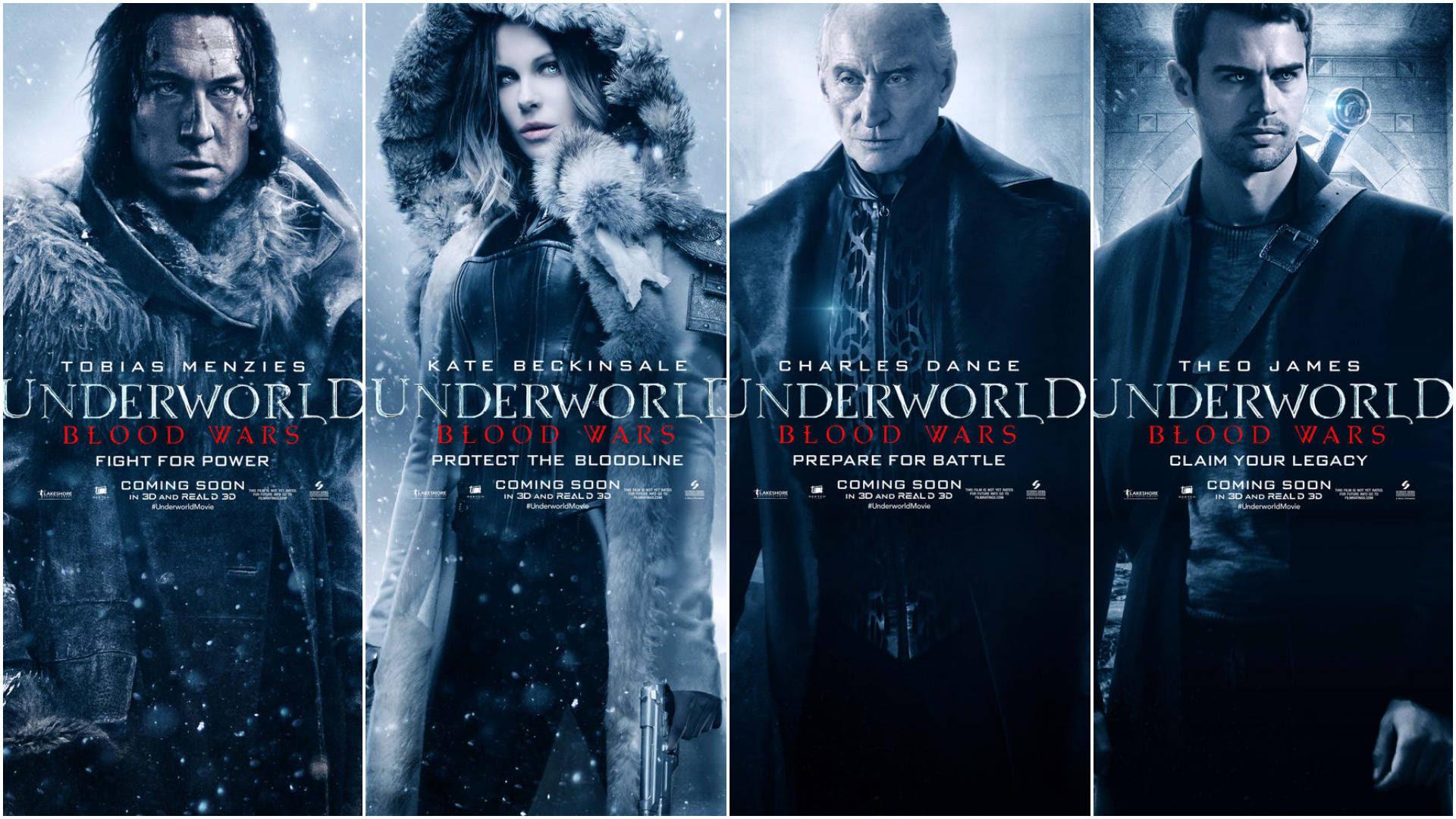 Resultado de imagem para underworld  blood wars posters
