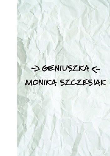 Okładka książki Geniuszka