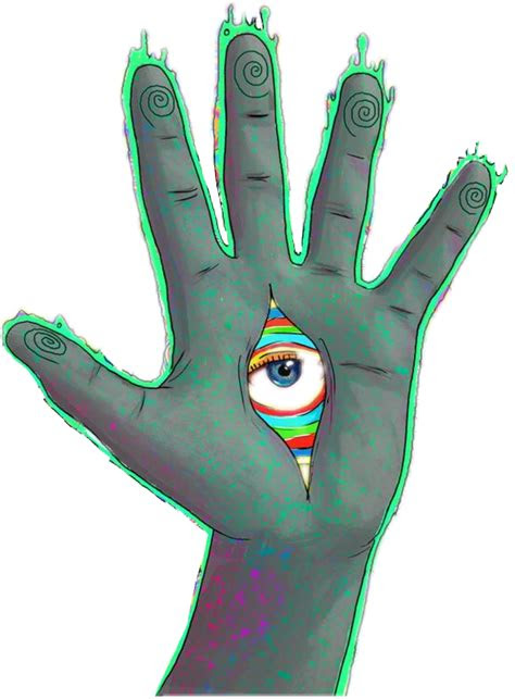 hand hands psychedelic tumblr aesthetic trip trippy