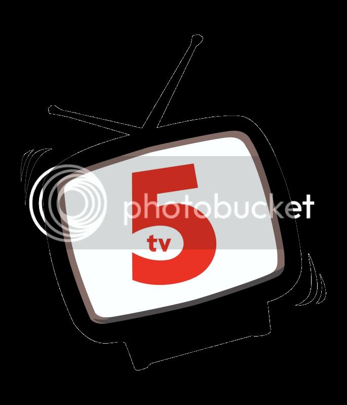 TV 5 logo