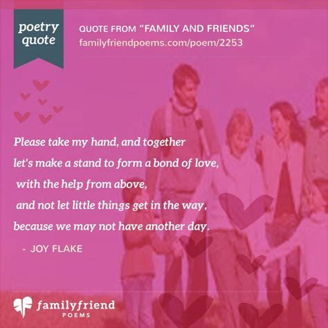 Family And Friends, Friends I'm Sorry Poem