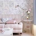 2013 Stylish And Feminine Living Rooms Decorating Ideas ...