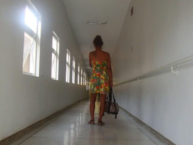 Mãe viajou para São Paulo, onde fará o tratamento (Foto: Divulgação/Santa Casa Fernandópolis)