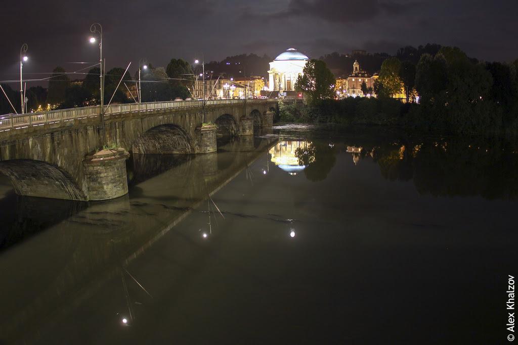 река По в Турине