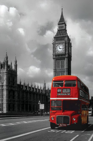 London is beautiful!!!