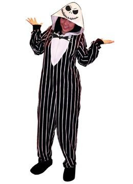 Nightmare Before Christmas Onesie For Adults   X-Mas