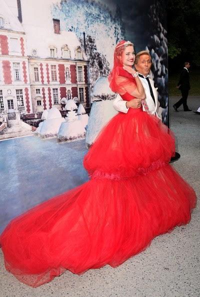 014 Natalia Vodianova, Valentino