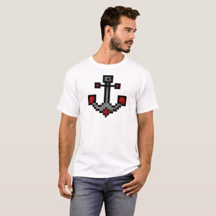 Pixel Anchor T-Shirt