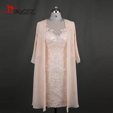Real Photo Pant Suit 2017 New Lace Mother of the Bride