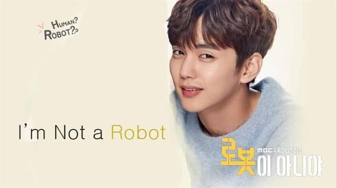 Drama Korea I'm Not a Robot Sub Indo 1-32 END