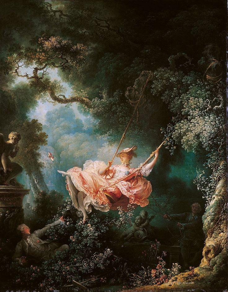 Fragonard: El columpio