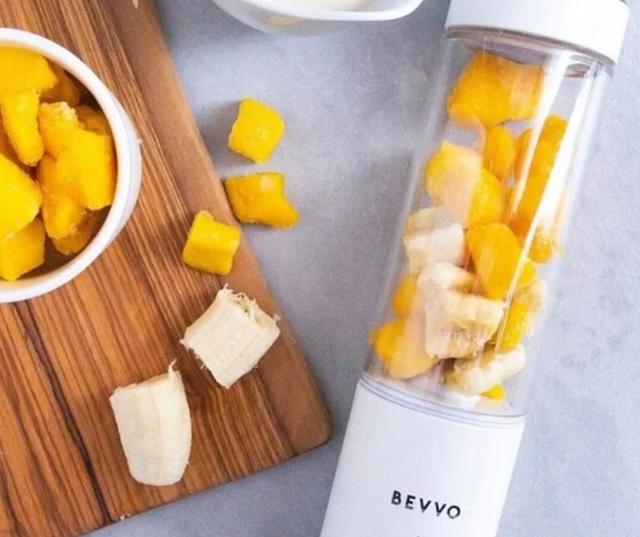 【母親節送禮之選】BEVVO 無線便攜式攪拌杯 輕鬆製高營養飲品 $559