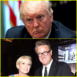 President Trump Continues to Attack 'Morning Joe' Hosts on Twitter