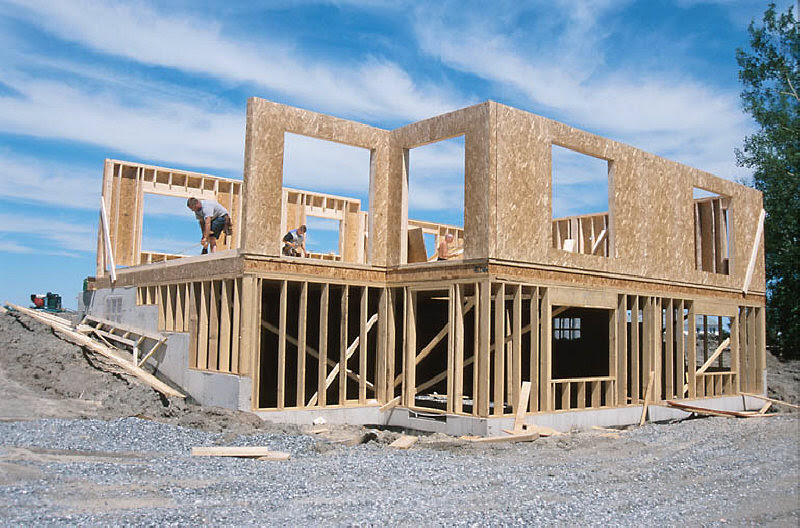 The Advantages of Building Your Home by Yourself