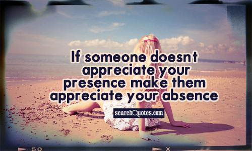 Quotes About Appreciating Who You Are 45 Quotes