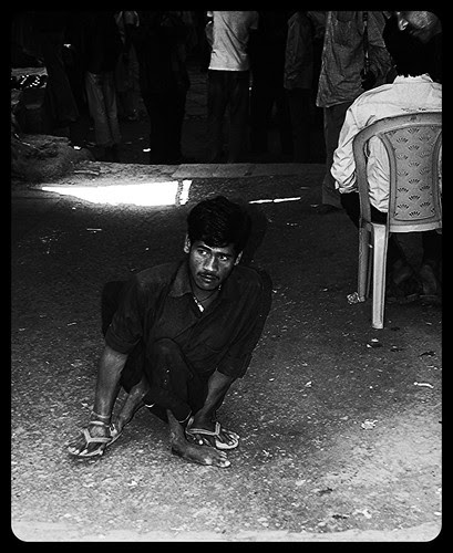 You Shoot What You Have To Shoot .. I Shoot Beggars by firoze shakir photographerno1