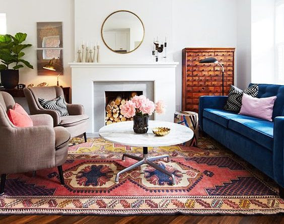 Your Ultimate Guide To Rugs And Where To Place Them Yes Please