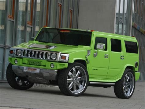 Auto Car: Hummer Wallpaper