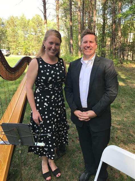 Hire Andrea Mumm, Harpist   Harpist in Charlotte, North