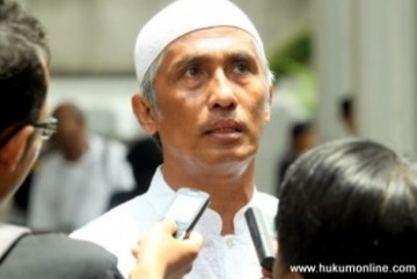 Koordinator Tim Pengacara Muslim (TPM), Achmad Michdan